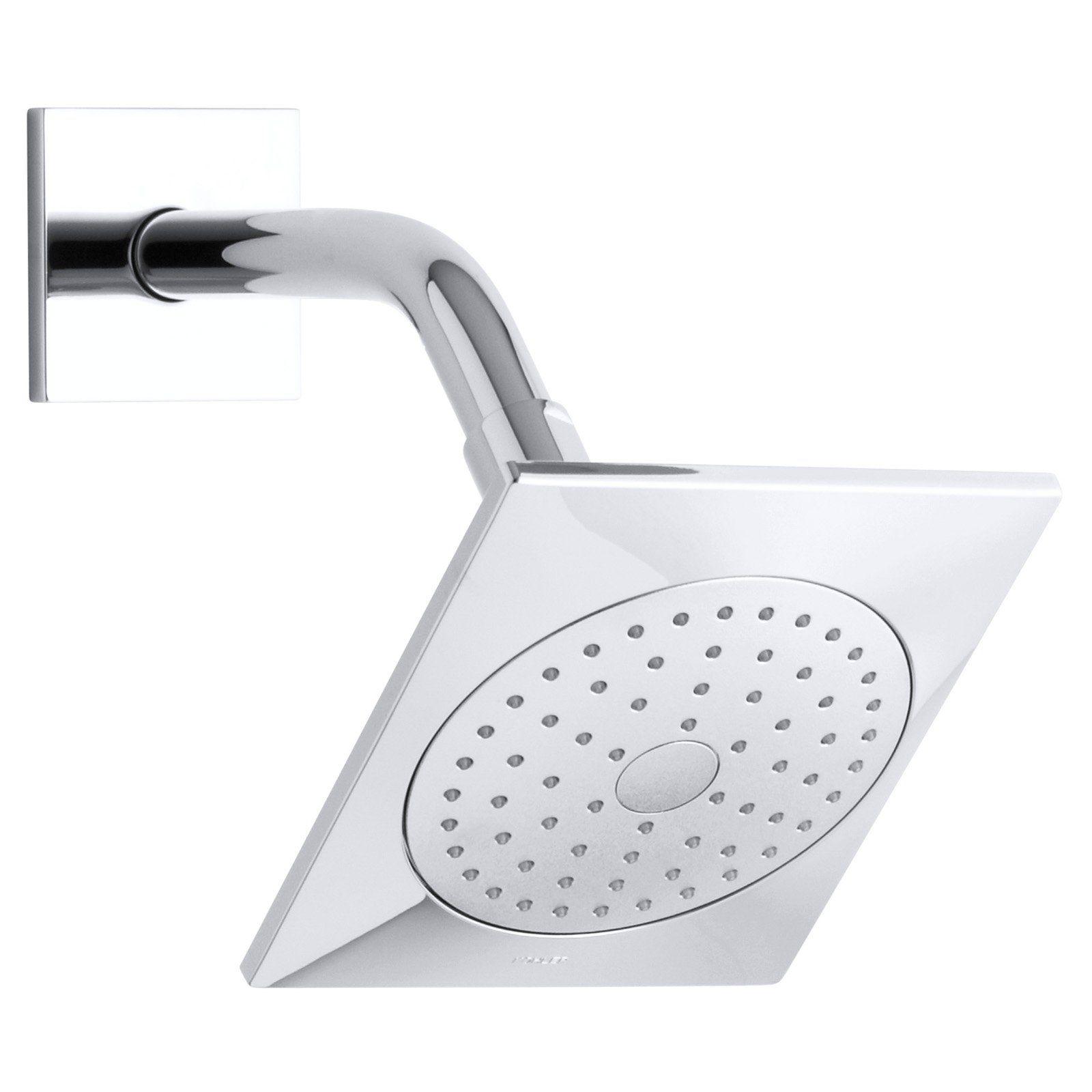 Kohler Loure K14786 Single Function Shower Head Shower Heads