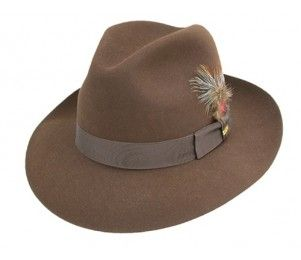 55e826b48f2a6 Stetson Sutley Royal Quality Fedora | Fedora Friday in 2019 | Hats ...