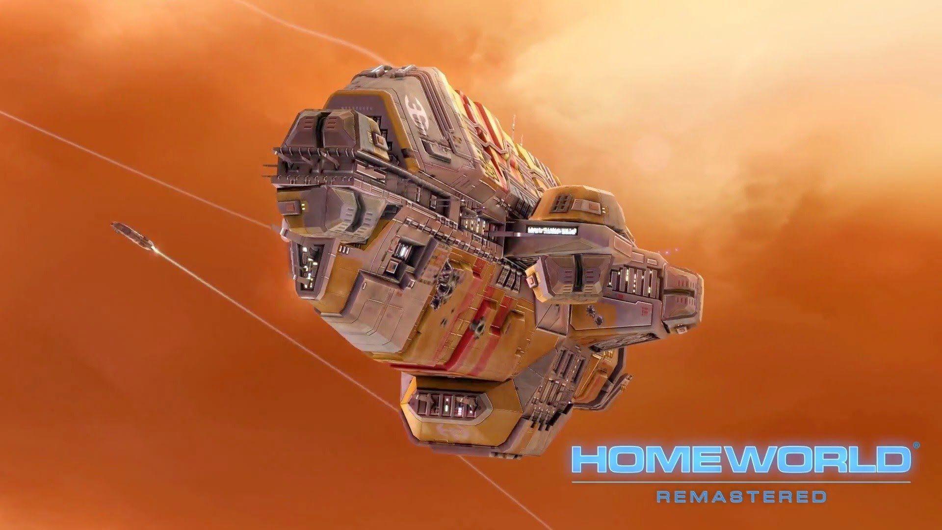 Homeworld: Remastered Review