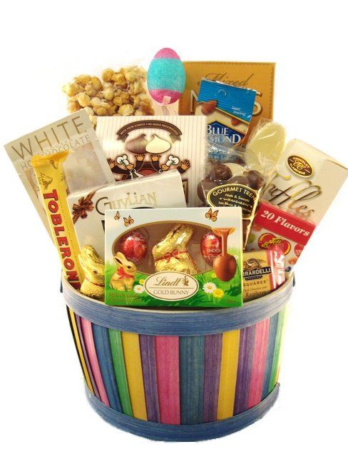 Lindt chocolates and more send some easter sweets and treats lindt chocolates and more send some easter sweets and treats lindt chocolateeaster giftbasket negle Image collections