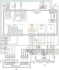 generator switching wiring diagram