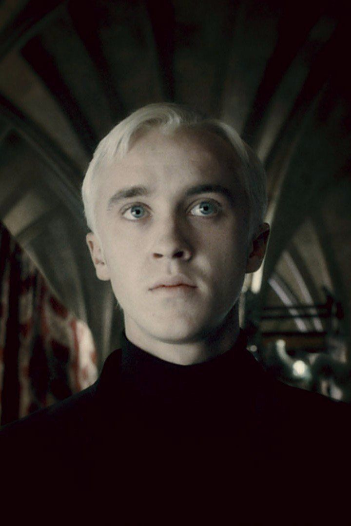 J.K. Rowling Says This Theory About Draco Malfoy I