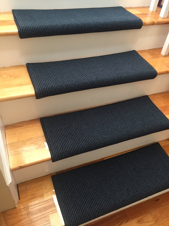 Best Baytowne Ll North Sea Blue 100 Wool True Bullnose™ Padded 400 x 300
