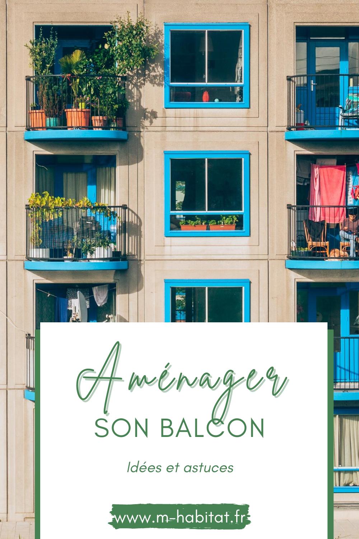amenager balcon