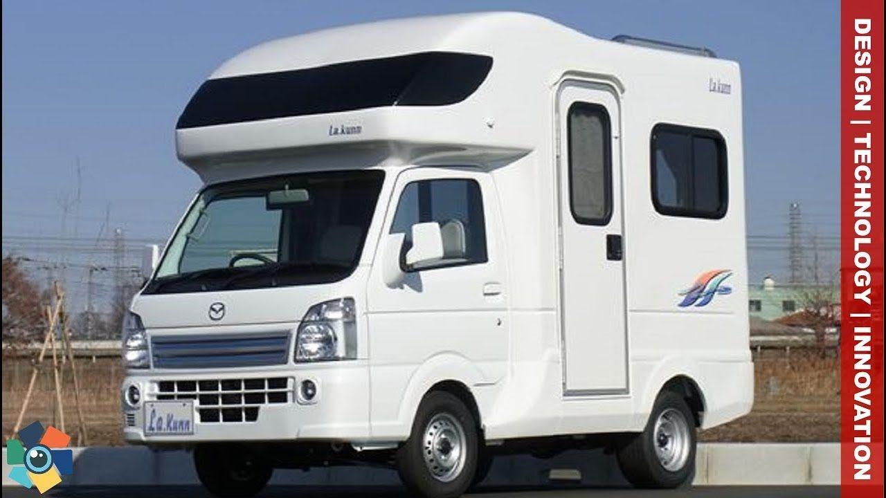 10 Mini Campers Camper Vans Great For Summer Getaways 2018