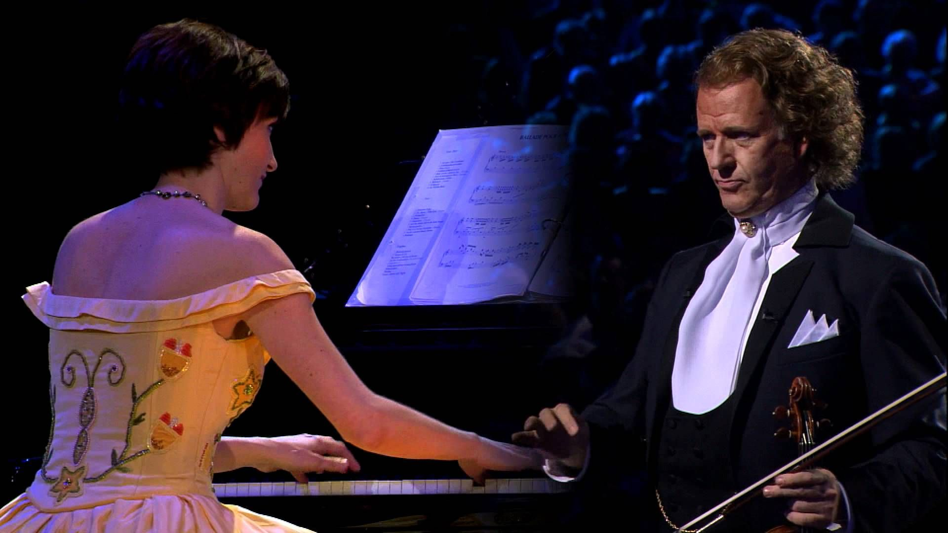 Stephanie Detry André Rieu The Johann Strauss Orchestra