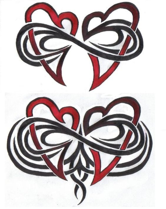 Infinity Tattoos Design Your Own Tattoo With Double Infinity
