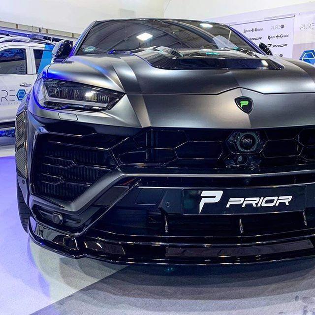 Lamborghini Urus Widebody Package Incoming! 😎 Stay Tuned