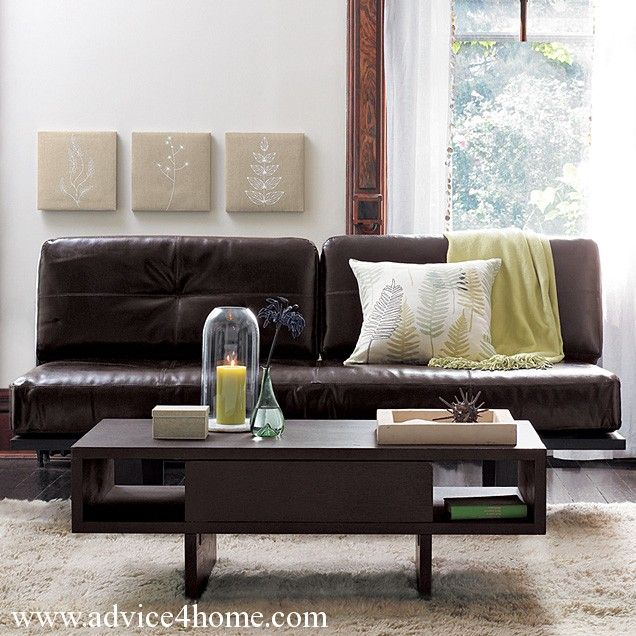 White Wall And Black Sofa Design In Living Room  Sofa Set Design Amusing Living Room Sofa Design Decorating Inspiration