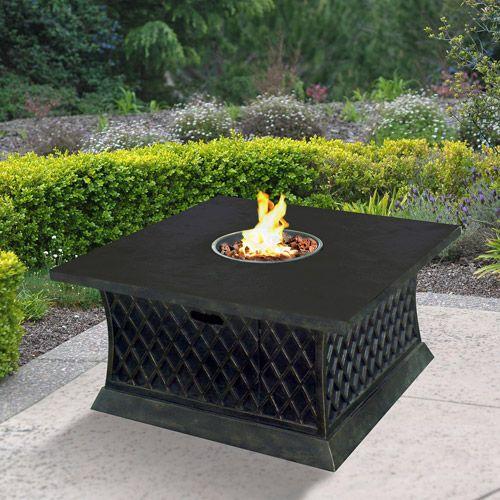 Bond Kingston Fire Table Walmart Com Gas Firepit Fire Pits For Sale Fire Pit Gas fire pits for sale