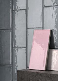 Azulejo Metro De Color Gris Colocado En Vertical Una Nueva Forma