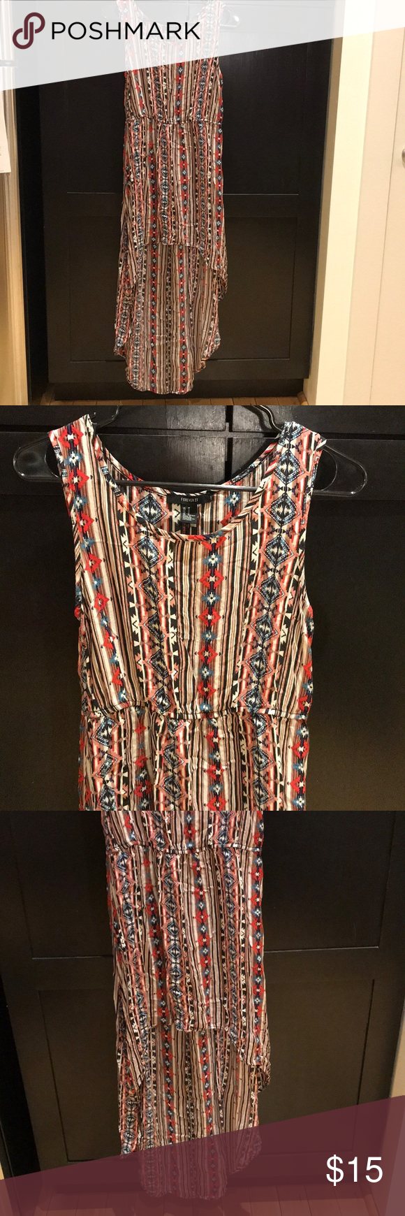 Hilow tribal print dress my posh picks pinterest