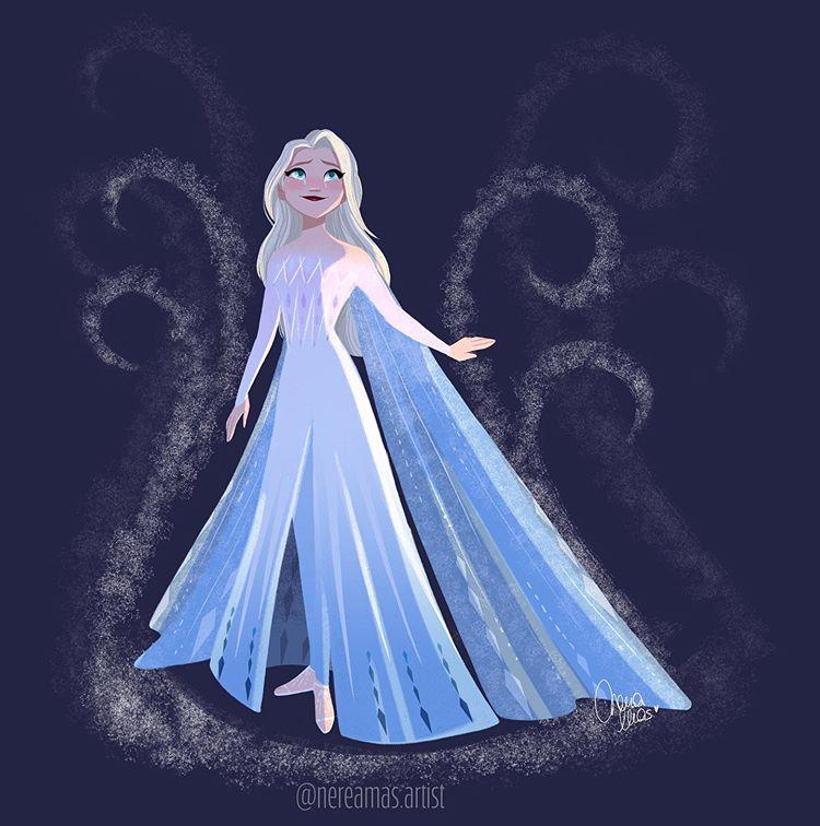 Nerea Mas Ne Sur Instagram I Love This Scene Elsa Singing With Her Mother So Magical Disney Princess Frozen Frozen Disney Movie Disney Frozen Elsa
