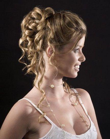 Peinados De Fiesta Pelo Recogido Corte Peinados Pelo Largo Prom