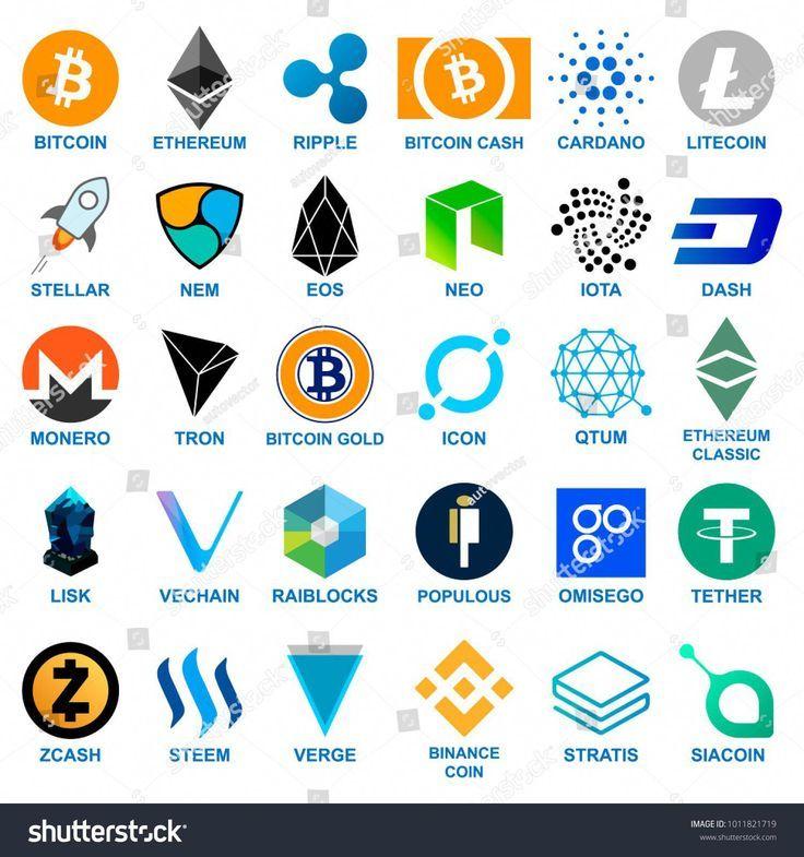 logotipo de negociação de bitcoin
