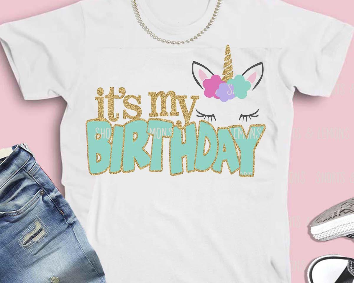 cde707362 Excited to share the latest addition to my #etsy shop: Unicorn svg, unicorn,  birthday unicorn svg, 2 colors, Birthday girl, SVG, DXF, birthday svg,  girl's ...