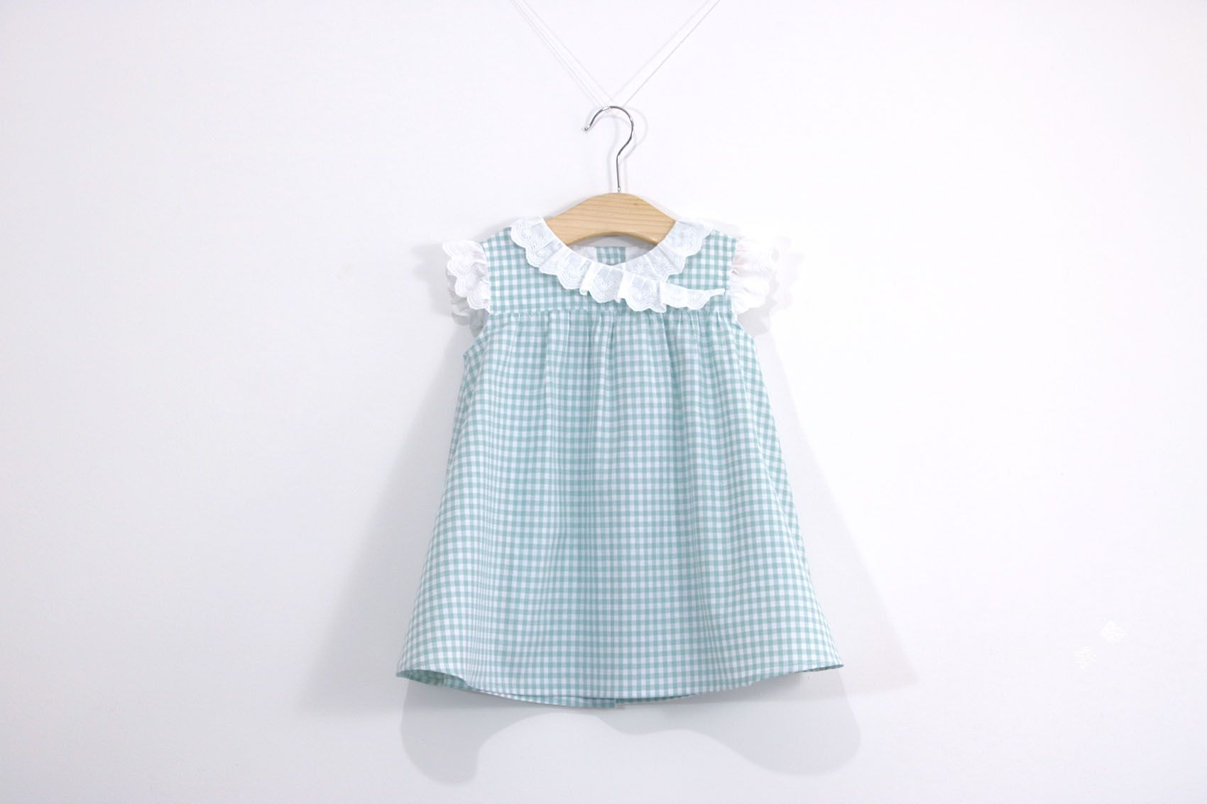 Costura de vestidos de niña (patrones gratis hasta talla 7 años ...