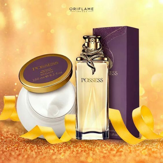 Oriflame Possess Eau De Parfum Free Body Cream 50 In 2019
