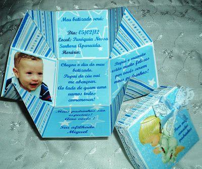 Cajita Invitación Para Imprimir Gratis Tutorial