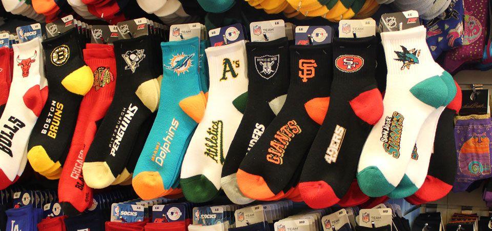 7217d21de67bb The San Francisco Sock Market - PIER 39, San Francisco | I❤️SF ...