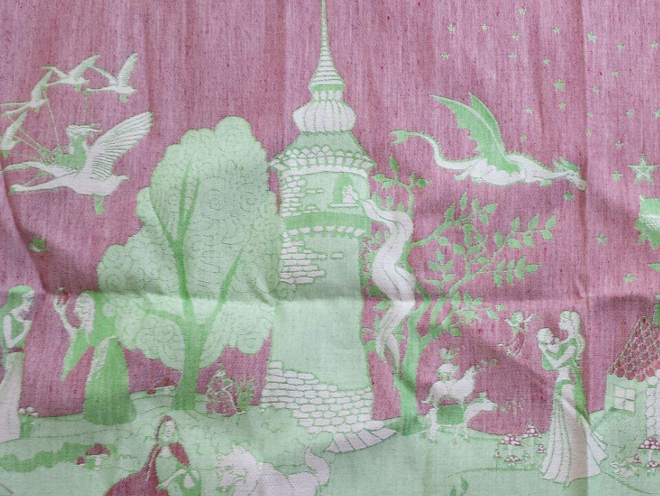 Natibaby Sprookjes Doek Fairytale Wrap 213 Wrap Hemp