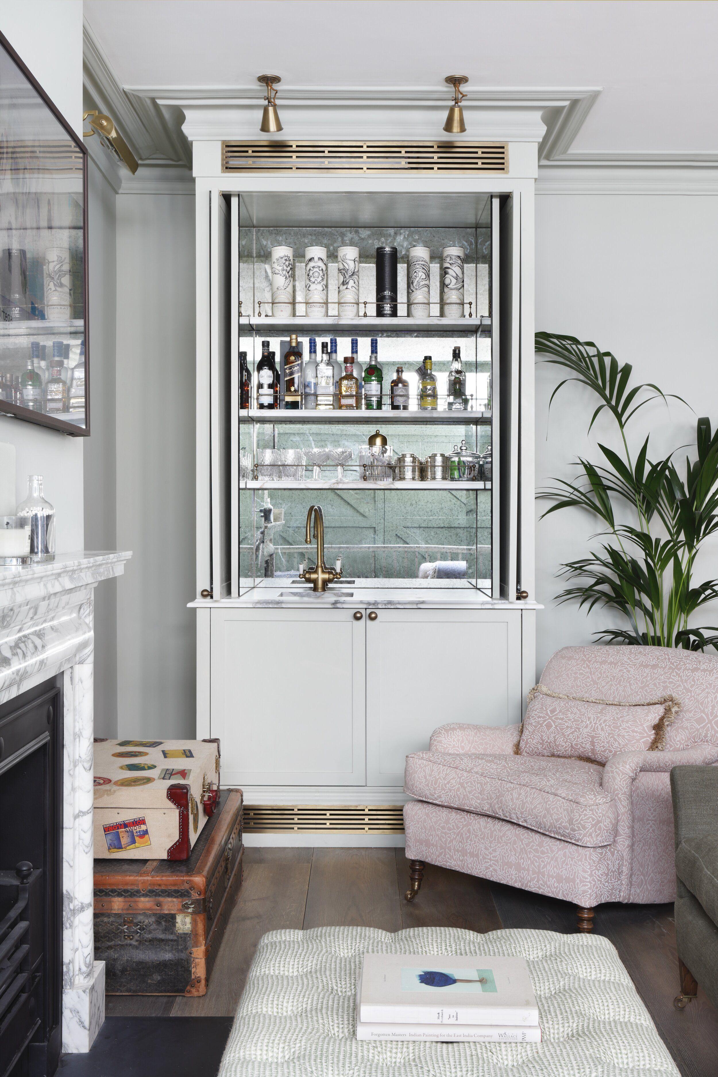 15 Living Room Bar Ideas For Hosting In Any Square Footage Living Room Bar Bar In Living Room Living Room Bar Ideas
