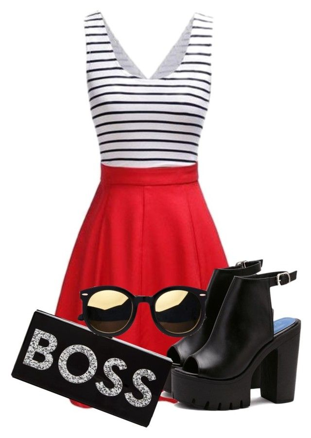 Own it Girl by athenark on Polyvore featuring polyvore, fashion, style, Milly and clothing