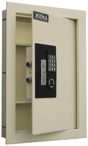 Silver Wall Safe Denver Digital Safes Online Wall Safe Closet Safe Hidden Safe