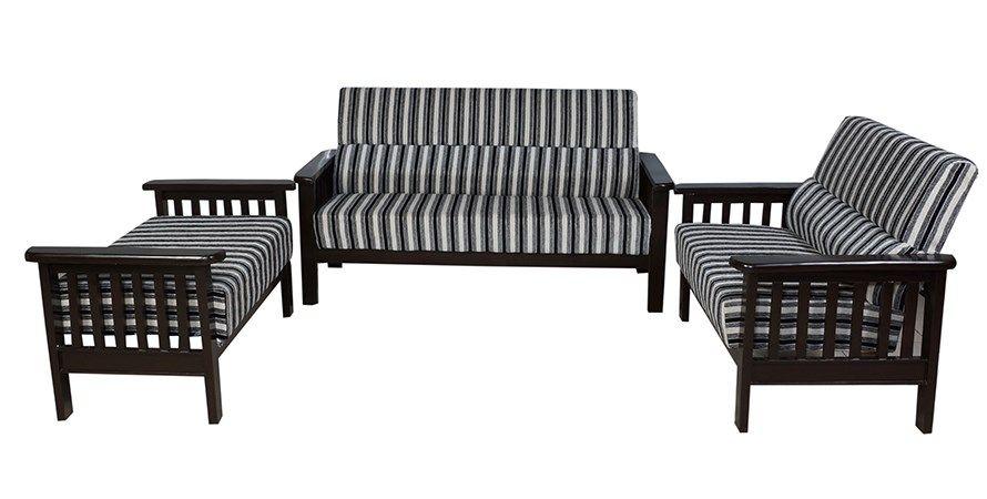 Buy Bantia Cerritos Sofa Set Online India At Best Price Furniture Wooden Sofa Sofa Set Online