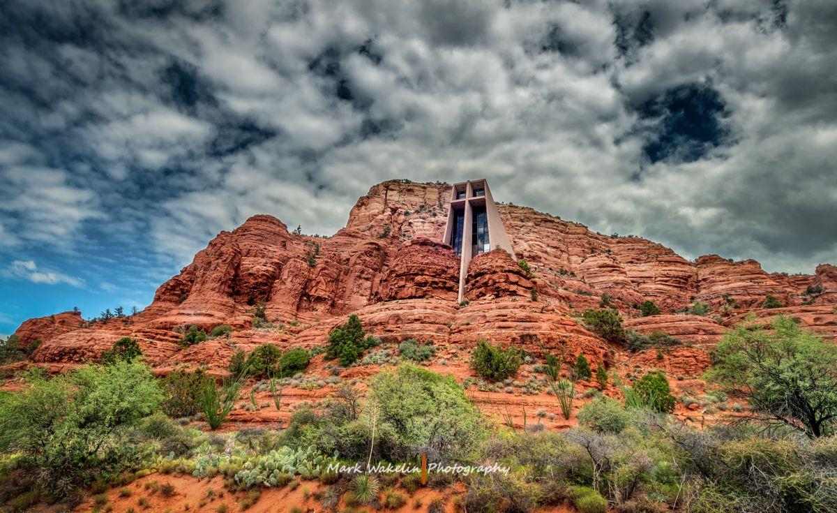 The Chapel Of The Holy Cross Sedona Arizona Architects