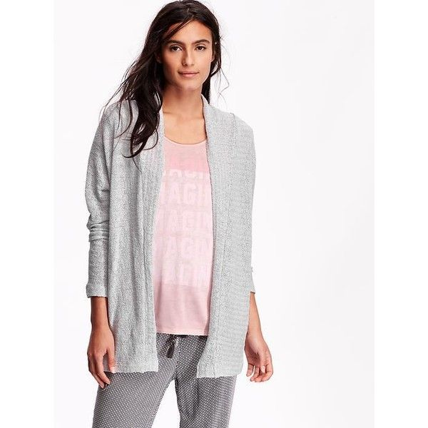 112db34b6a Old Navy Womens Lightweight Dolman Sleeve Cardigan ( 15) ❤ liked on  Polyvore featuring tops
