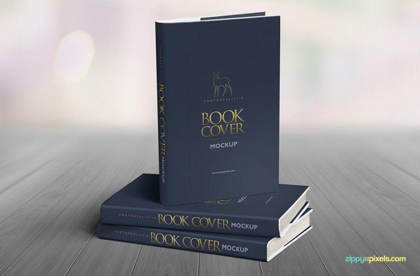 14 Realistic Hardcover Book Mockups Zippypixels Book Cover Mockup Book Cover Hardcover Book