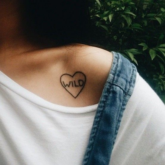 Wild at heart tattoos pinterest love this symbols for Wild at heart tattoo