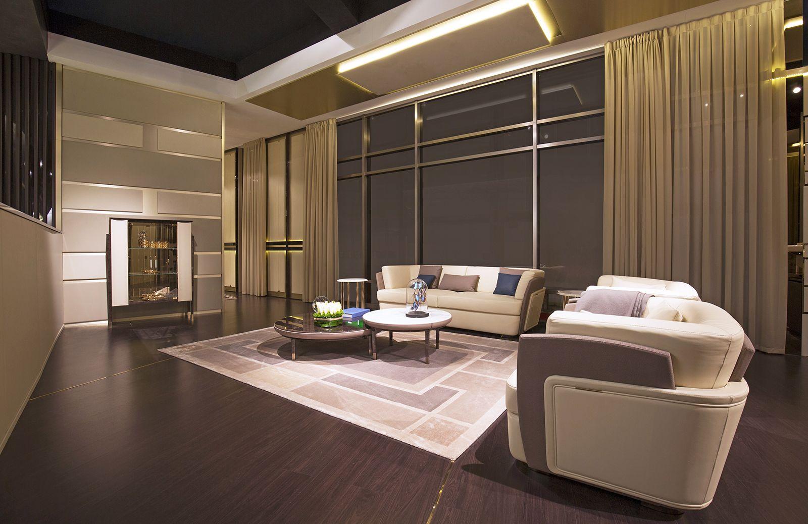 Lusso Mobili ~ Blanche collection www.turri.it italian luxury living room