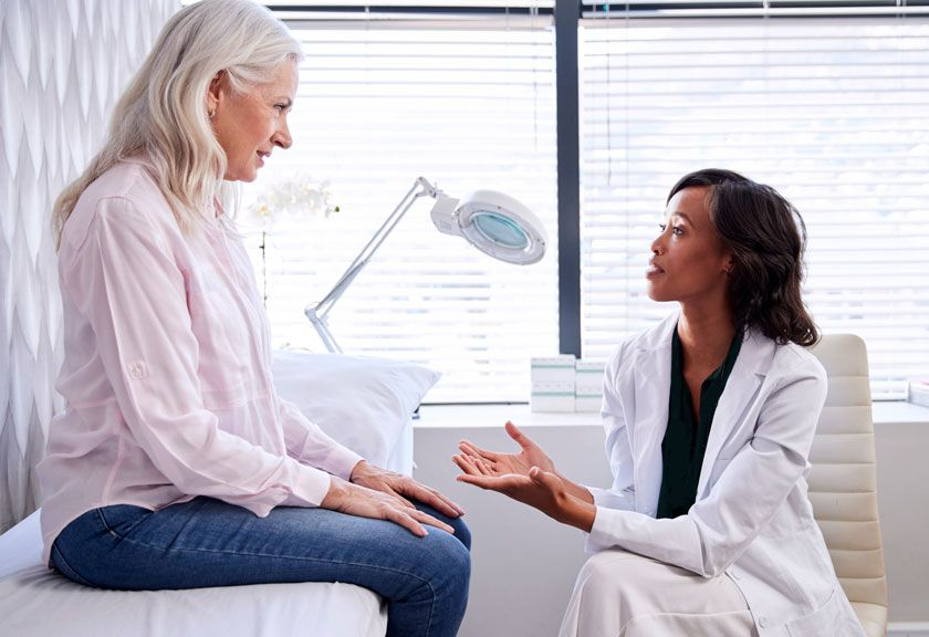 Mohs Surgery For The Newly Diagnosed What You Need To Know In 2020 Female Doctor Mohs Surgery Combination Therapy