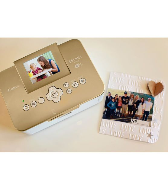 Canon Selphy Cp910 Compact Photo Printer At Joanncom Holidays