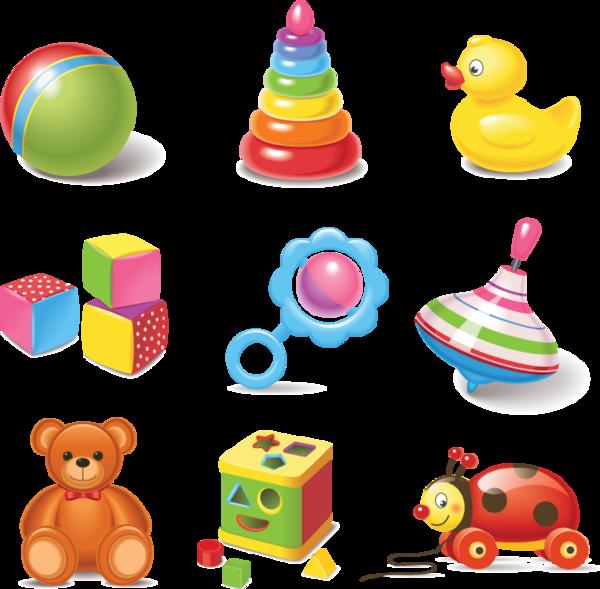 642 Baby Toys Children Illustration Baby Clip Art Toys