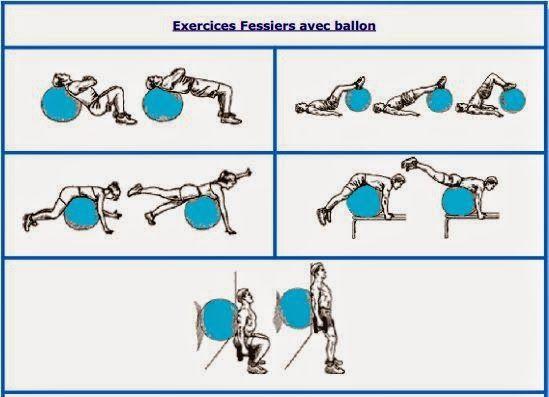 Préférence Shoppeos Maroc: Exercices avec ballon de gym ou swiss ball | swiss  IB91