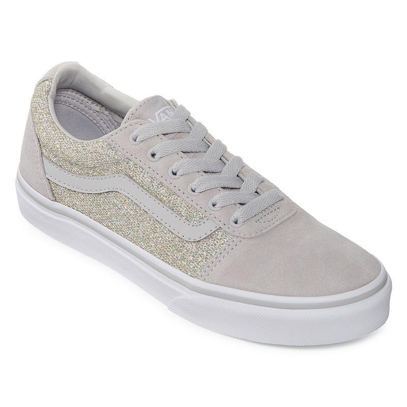 ec7763d160 Vans Ward Girls Skate Shoes Lace-up - Big Kids