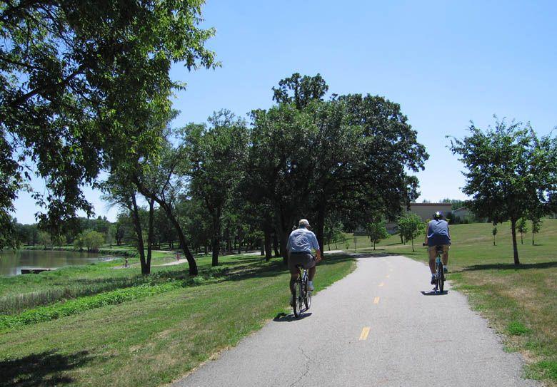 Red River Bike Trail Bike Trails Country Roads Red River