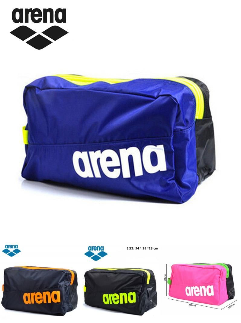 ce24e325c77f  Visit to Buy  Arena Waterproof Swimsuit Bag Women Men Nylon Swimming Bag  Wet and