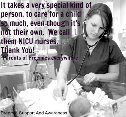 nicu nurses- the wonderful angels that watched over my triplets