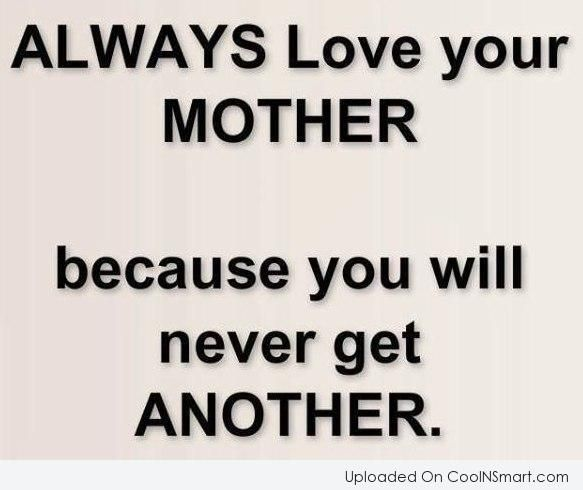 Love You Mommy Quotes Fair Mother Quotes And Sayings  Coolnsmart  Wise Words  Pinterest