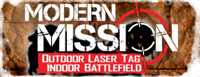 Modern Mission – Outdoor Laser Tag – Indoor Battlefield
