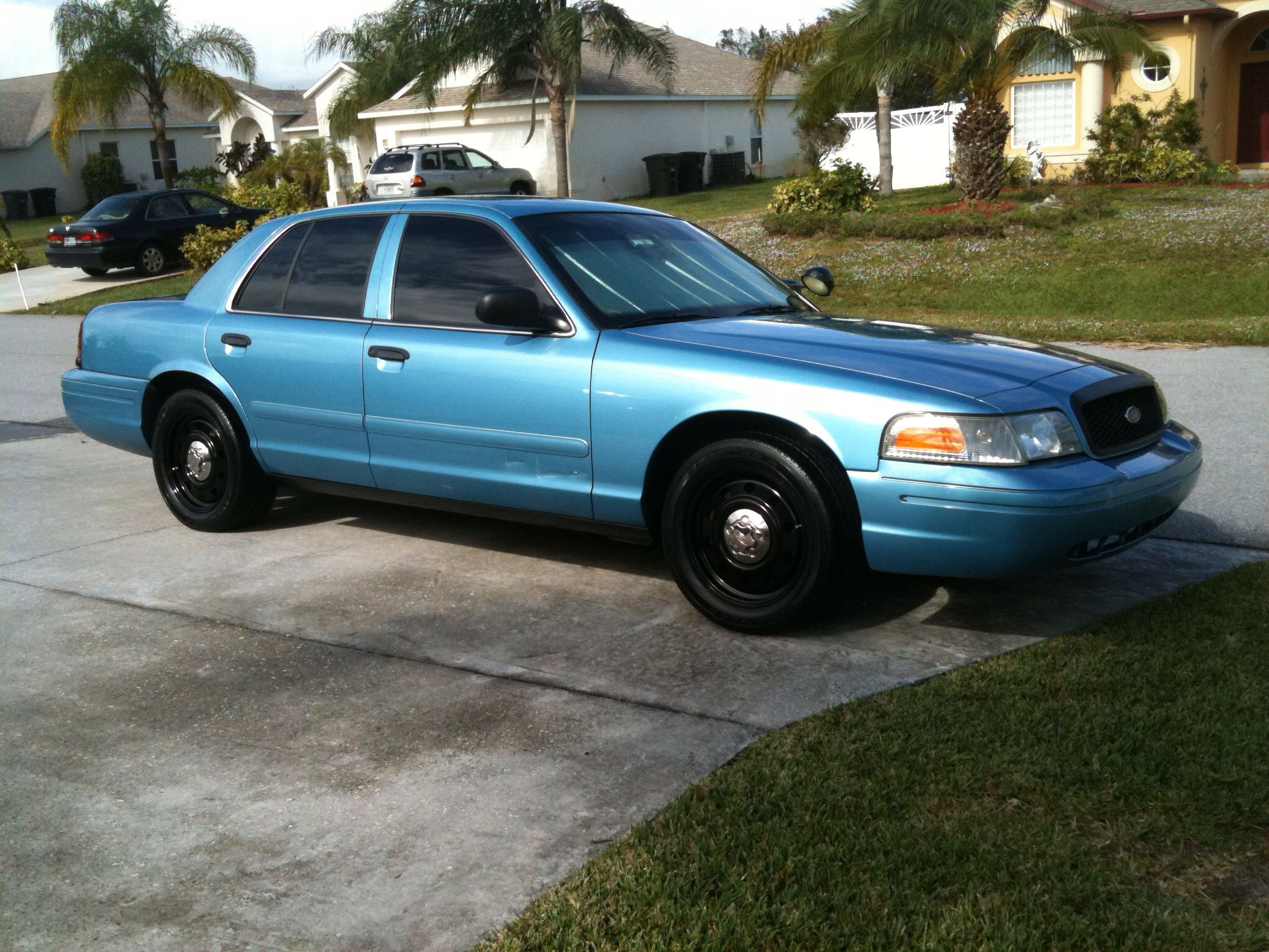 2004 ford crown vic p71 jpm entertainment