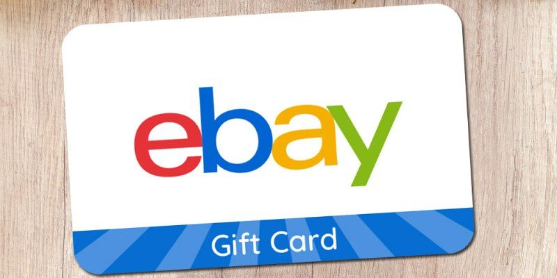 Ebay Gift Card Giveaway Enter Your Email Id And Complete A Simple