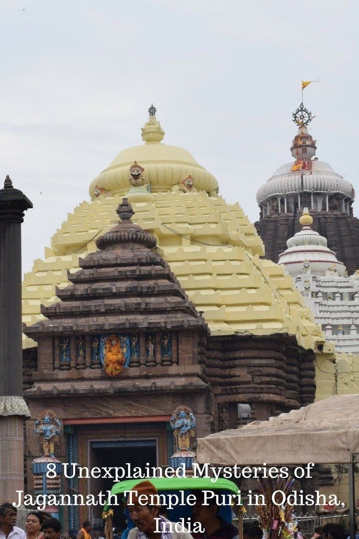 Unexplained Mysteries of Jagannath Temple Puri that are