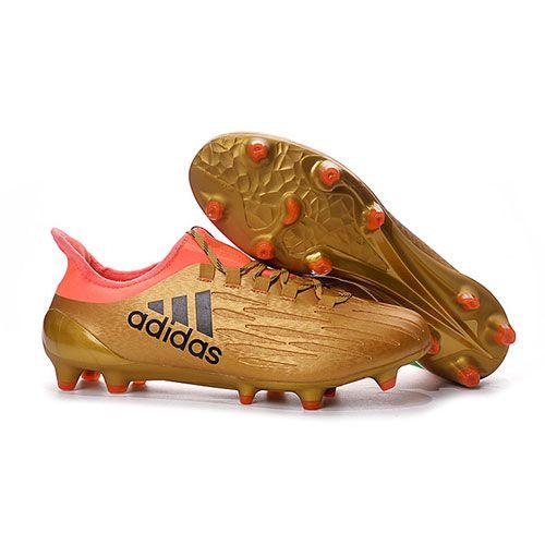 new style 8a845 bb671 ... billige fodboldstøvler tilbud adidas x fg ag fodboldstøvler glod sort