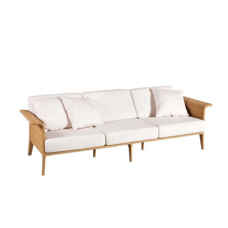 Point Lounge Dreisitzer Sofa \