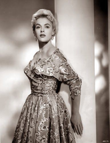 Vintage Glamour Girls: Jill Adams